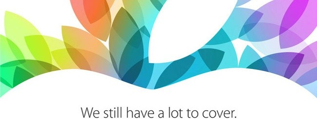 Invito Apple per iPad