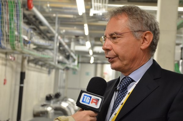 Gianluigi Castelli, a capo del progetto ENI Green Data Center