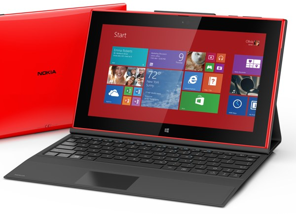 Cover Power Keyboard per Lumia 2520