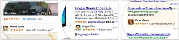 Ecco come nome utente e foto profilo degli utenti potranno comparire nei prodotti Google