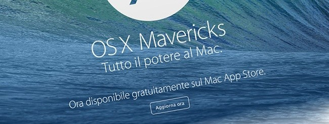 OS X Mavericks gratuito