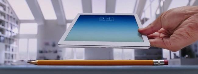 Spot iPad Air