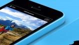 iPhone 5C blu