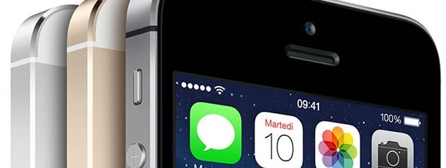 iPhone 5S, schermo
