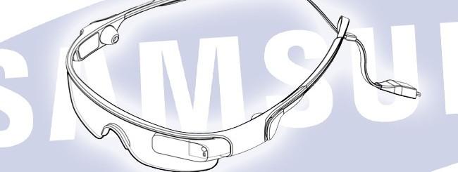 Occhiali smart di Samsung