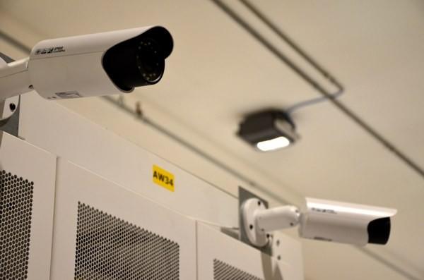 ENI Green Data Center - Sicurezza