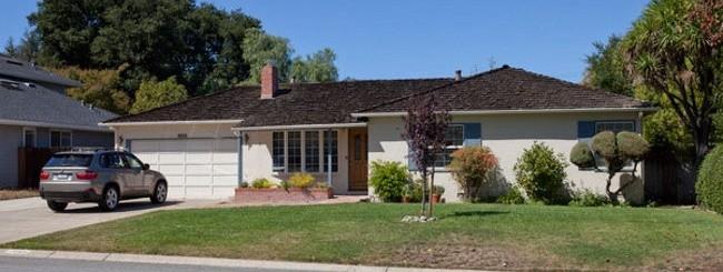 Casa di Steve Jobs