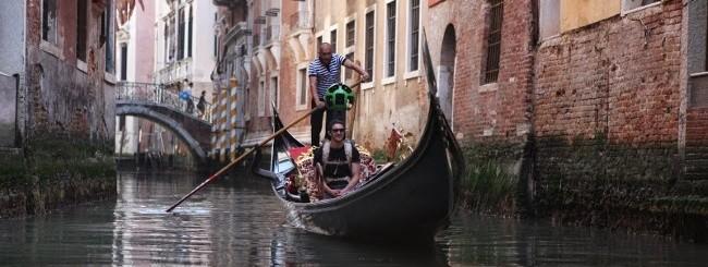 Google Street View a Venezia