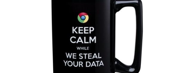 Microsoft Scroogled Mug
