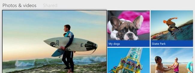 SkyDrive su Xbox One