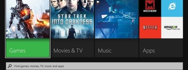 Xbox One, ricerche vocali