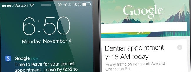 Google Search per iOS