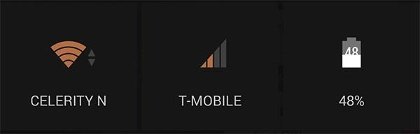 In Android 4.4 KitKat, per conoscere lo stato della propria connessione è necessario consultare i Quick Settings