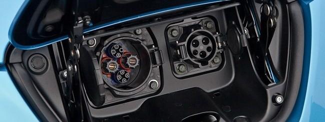 Nissan Leaf, auto elettrica