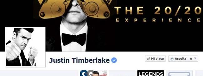 timberlake Facebook