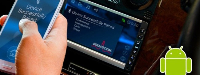 Broadcom Automotive Bluetooth