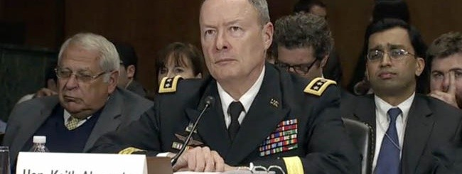 Keith Alexander NSA