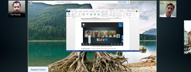Lync per Windows 8.1
