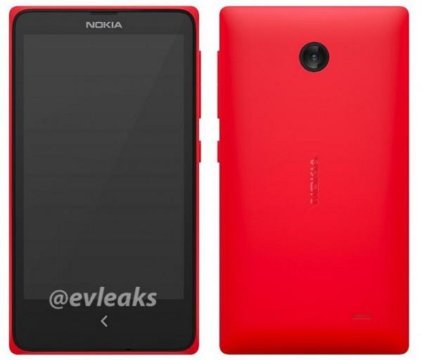 Nokia, questo lo smartphone Android