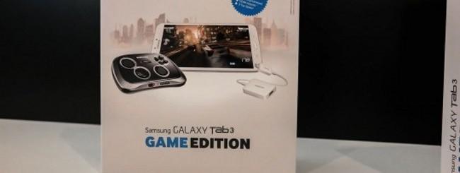 Samsung Galaxy Tab 3 Game Edition