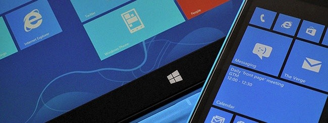 Windows Phone e Windows RT