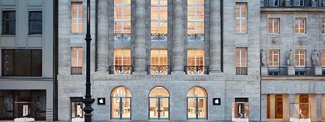 Apple Store a Berlino