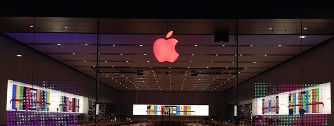 Apple Store e l'AIDS