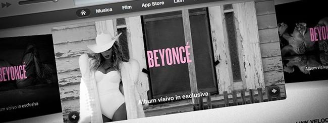 Beyoncé su iTunes