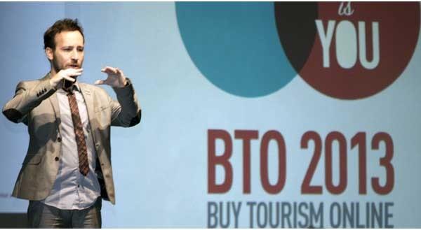 Diego Ciulli, di Google Italia, è intervenuto oggi al BTO di Firenze.