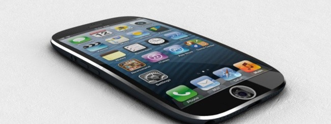 iPhone ricurvo