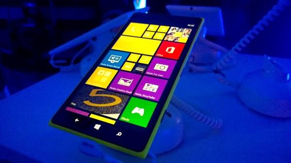 Nokia Lumia 1520 - La presentazione italiana