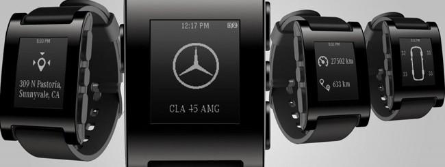 Smartwatch Mercedes
