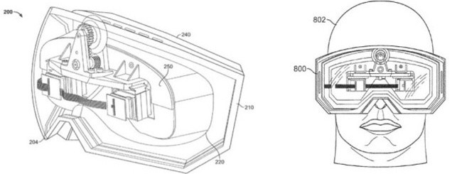 Occhiali 3D Apple
