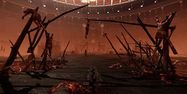 Una delle nuove ambientazioni introdotte oggi per Ryse: Son of Rome