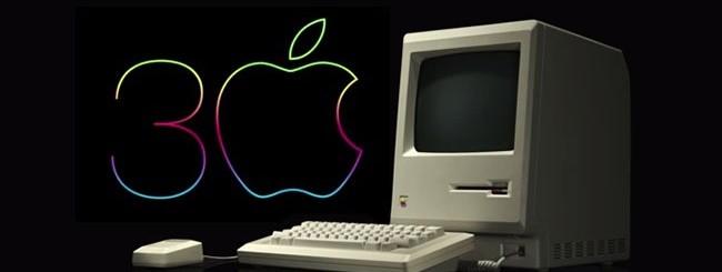 30 anni di Macintosh