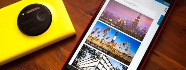 Bing Viaggi per WP8