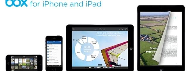 Box per iOS