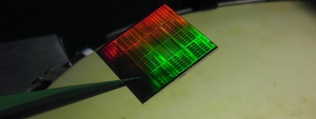 Chip in grafene - IBM