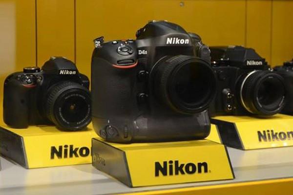 Nikon D4s al CES 2014 di Las Vegas