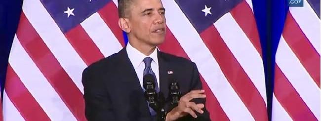 Obama intervento NSA