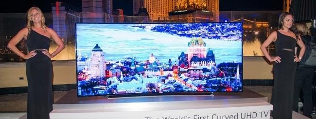 Samsung Ultra HD TV da 110 pollici