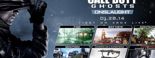 Call of Duty: Ghosts, Onslaught