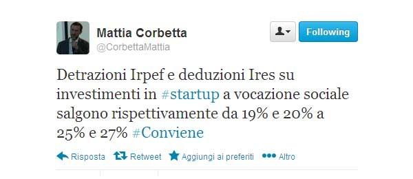 corbetta tweet
