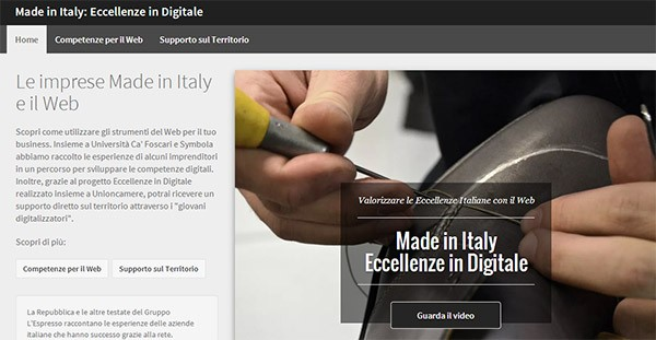 Eccellenze in Digitale: un aiuto concreto per favorire l'avvicinamento delle piccole e medie imprese italiane al mondo online