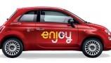 Enjoy, l'applicazione per il car sharing