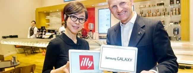 Samsung e illy
