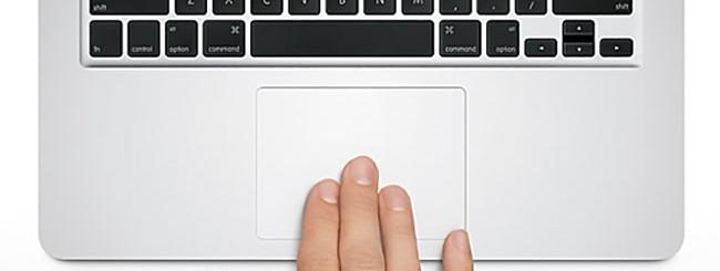 Trackpad di MacBook