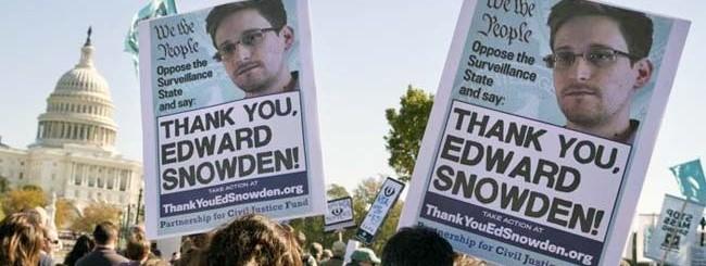 Snowden Nobel