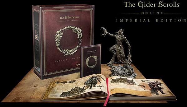 Tutti i contenuti della Imperial Edition di The Elder Scrolls Online