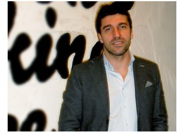 Almir Ambeskovic, founder di restOpolis, al TAG di Milano.
